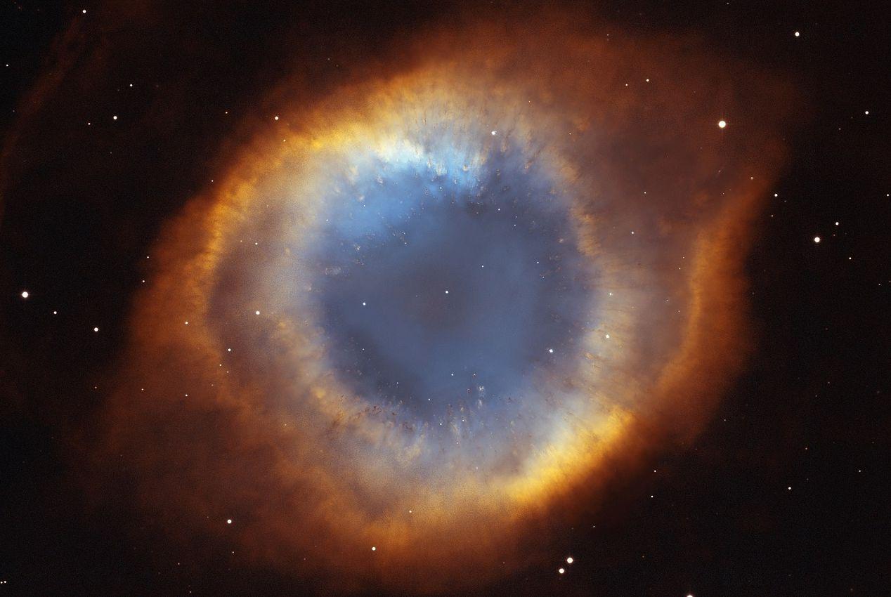 helix-nebula - Provas da existência de Deus